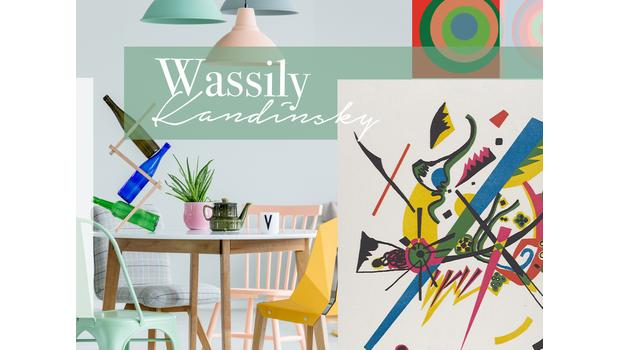 Inspiruje nas Kandinsky