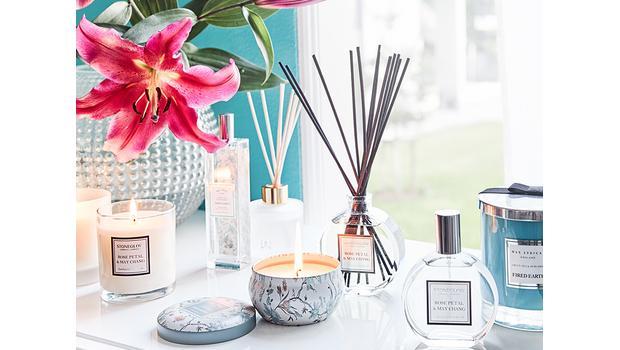 Piękne zapachy do domu