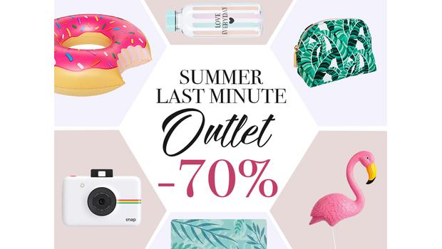 Summer Last Minute Outlet