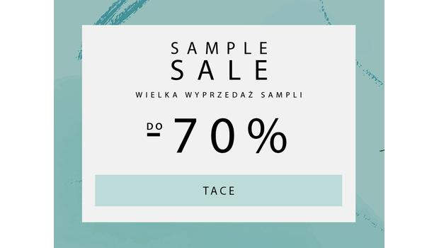 SAMPLE SALE  Tace
