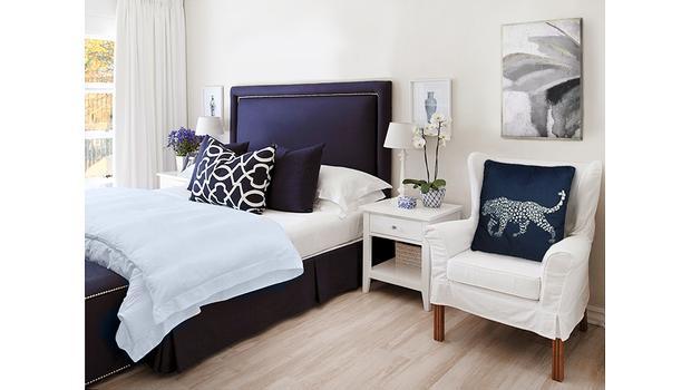 Sypialnia w klasycznym stylu