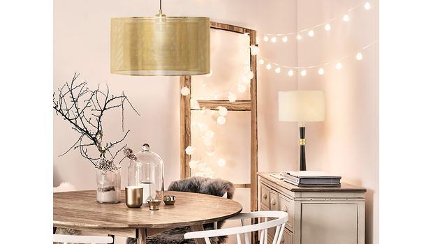 Ach! Te lampy są piękne!