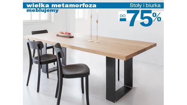 Stoły i biurka