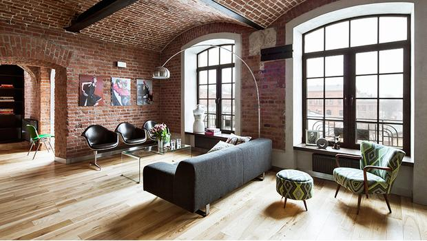 Loft and the city