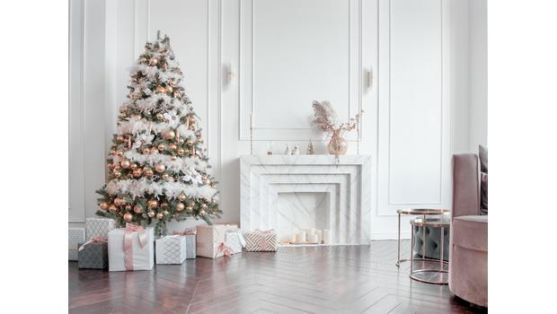 Święta w stylu Romantic Glam