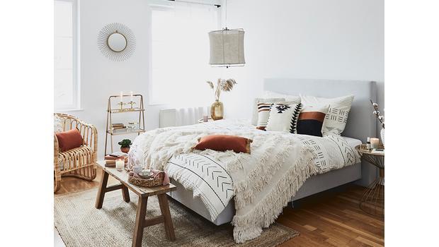 Sypialnia Boho Elegance