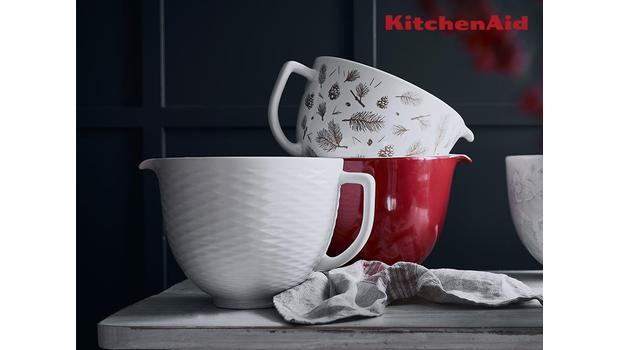 KitchenAid: Dzieże i misy