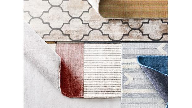 Dywany w kilku stylach