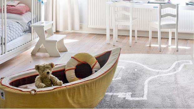 Dywany do pokoju malucha
