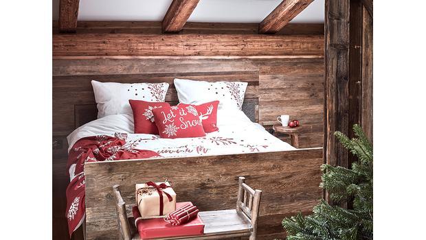 Ubierz swoje łóżko na zimę