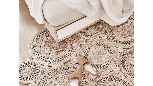 Dywany z naturalnych włókien