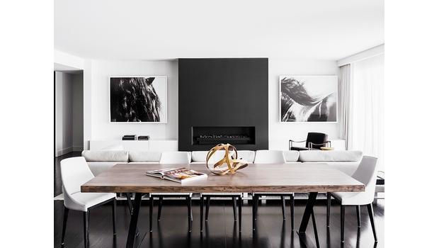 Elegant modern