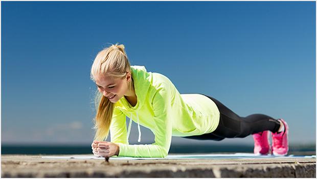 Dbaj o zdrowie i bądź fit!