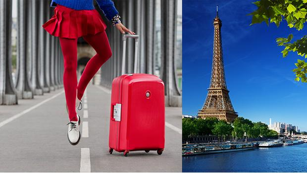 Podróż z Delsey Paris