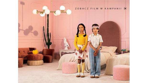 Designerski pokój dziecięcy