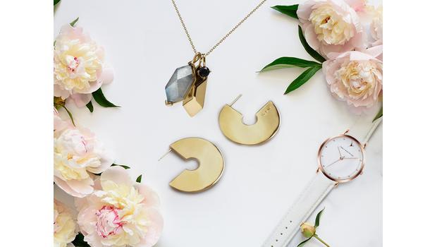 Wiosenna biżuteria