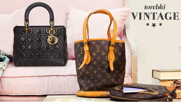 Louis Vuitton i Dior
