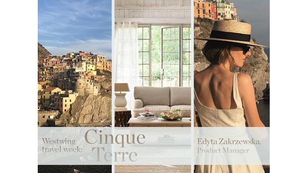 Westwing travels: Cinque Terre