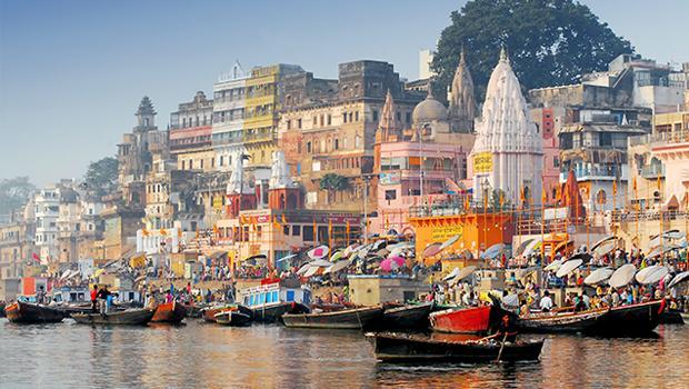 Energia znad Gangesu