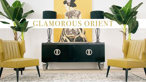 Glamourowe oblicze Orientu
