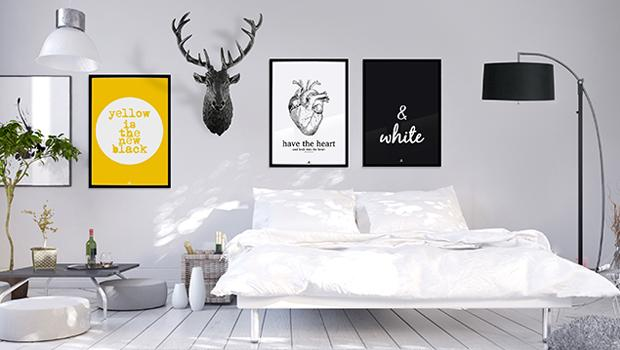 Modne wall deco