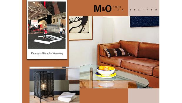 M&O trend: Tan Leather