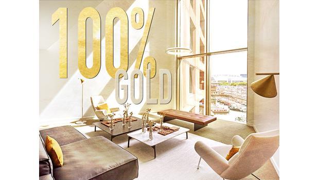 Masterpiece: Gold Interior