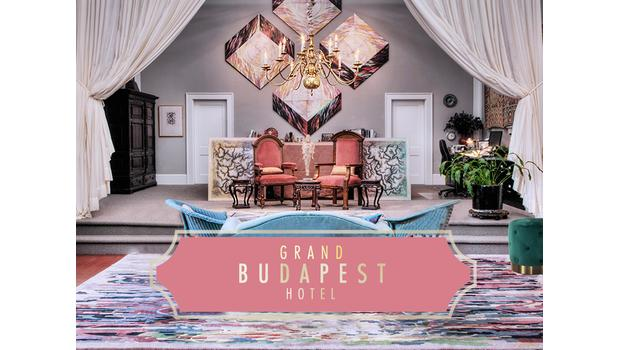 W stylu Grand Budapest Hotel