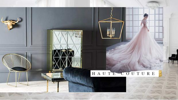 Haute Couture Interior