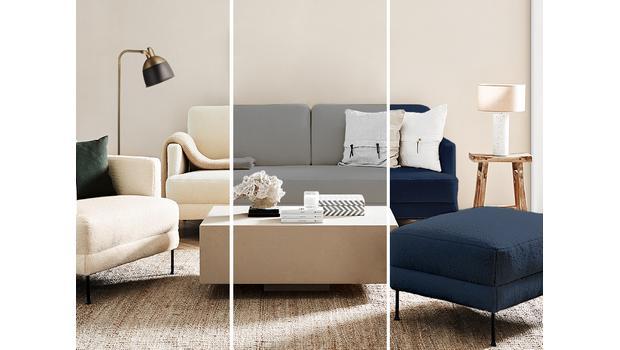 Lekcja aranżacji: sofa