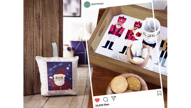 Świąteczne trendy z Instagrama