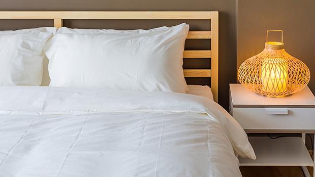 Sypialniany luksus