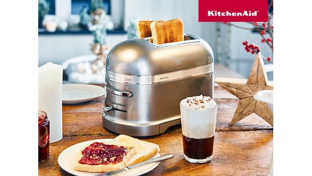 Śniadanie z marką KitchenAid