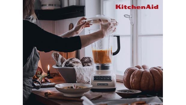 KitchenAid: Blendery i miksery