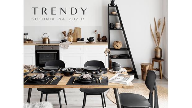 Kuchenne trendy 2020