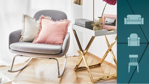 Sofy, fotele, krzesła