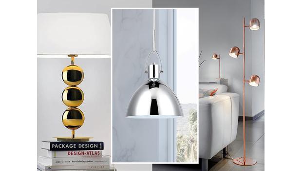 Lampy   Metallic color palette