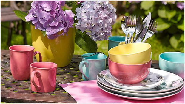 Lato na stole
