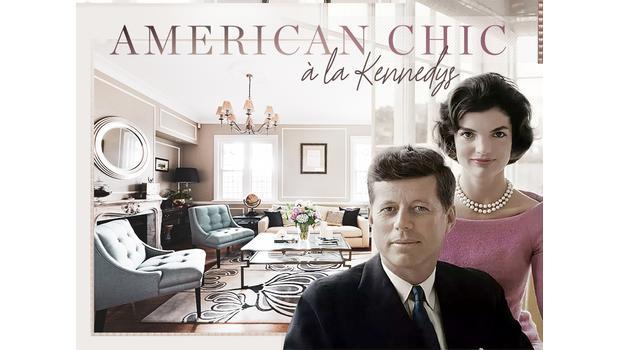 Mieszkaj jak rodzina Kennedych