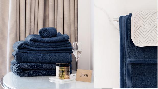 Tekstylia łazienkowe premium