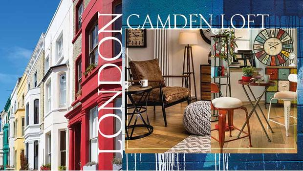 London Camden Loft