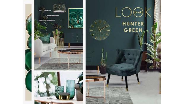 Lookbook: Hunter Green