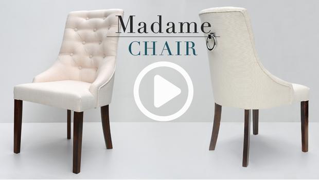 Kolekcja krzeseł Madame