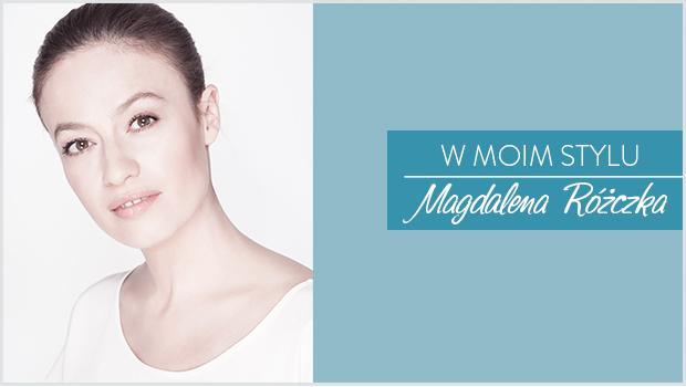 Magdalena Różczka wybiera
