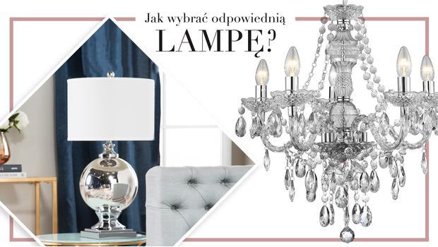 Lekcja aranżacji: Lampy
