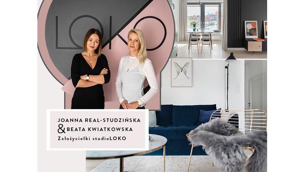 70 m² w stylu modern chic