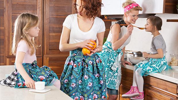 Moda w kuchni