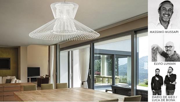Lampy od włoskich projektantów