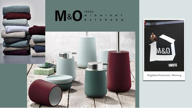 M&O trend: Midnight Bathroom