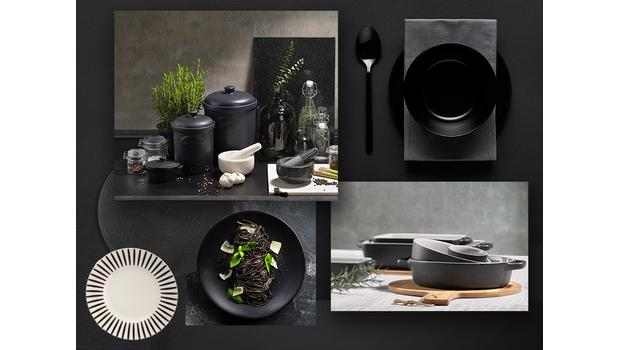 Trend: BLACK KITCHEN